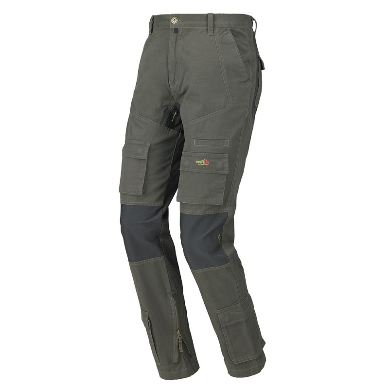 Issa Pantalone Desal On Safety Stretch 8738 OnHAwqzf