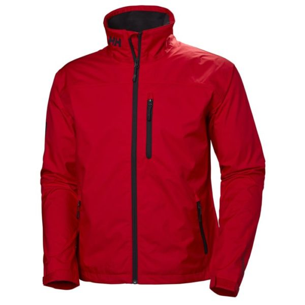 CREW JACKET RED - Desal Safety