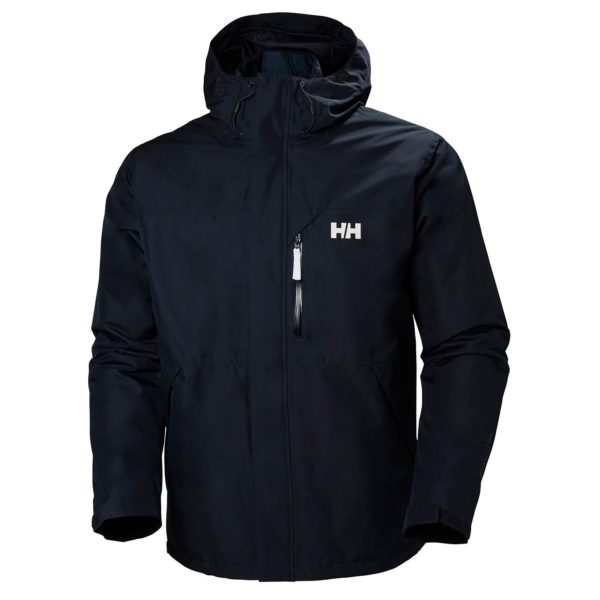 Giacca Helly Hansen 62368 Blu Navy - Desal Safety