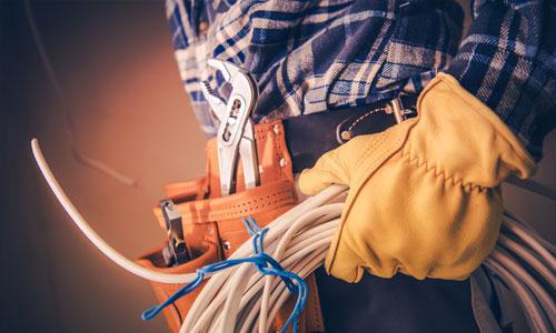 DPI manutenzione elettrica
